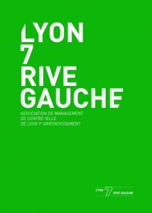 plaquette de présentation Lyon 7 Rive Gauche