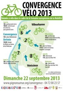 convergence vélo 2013