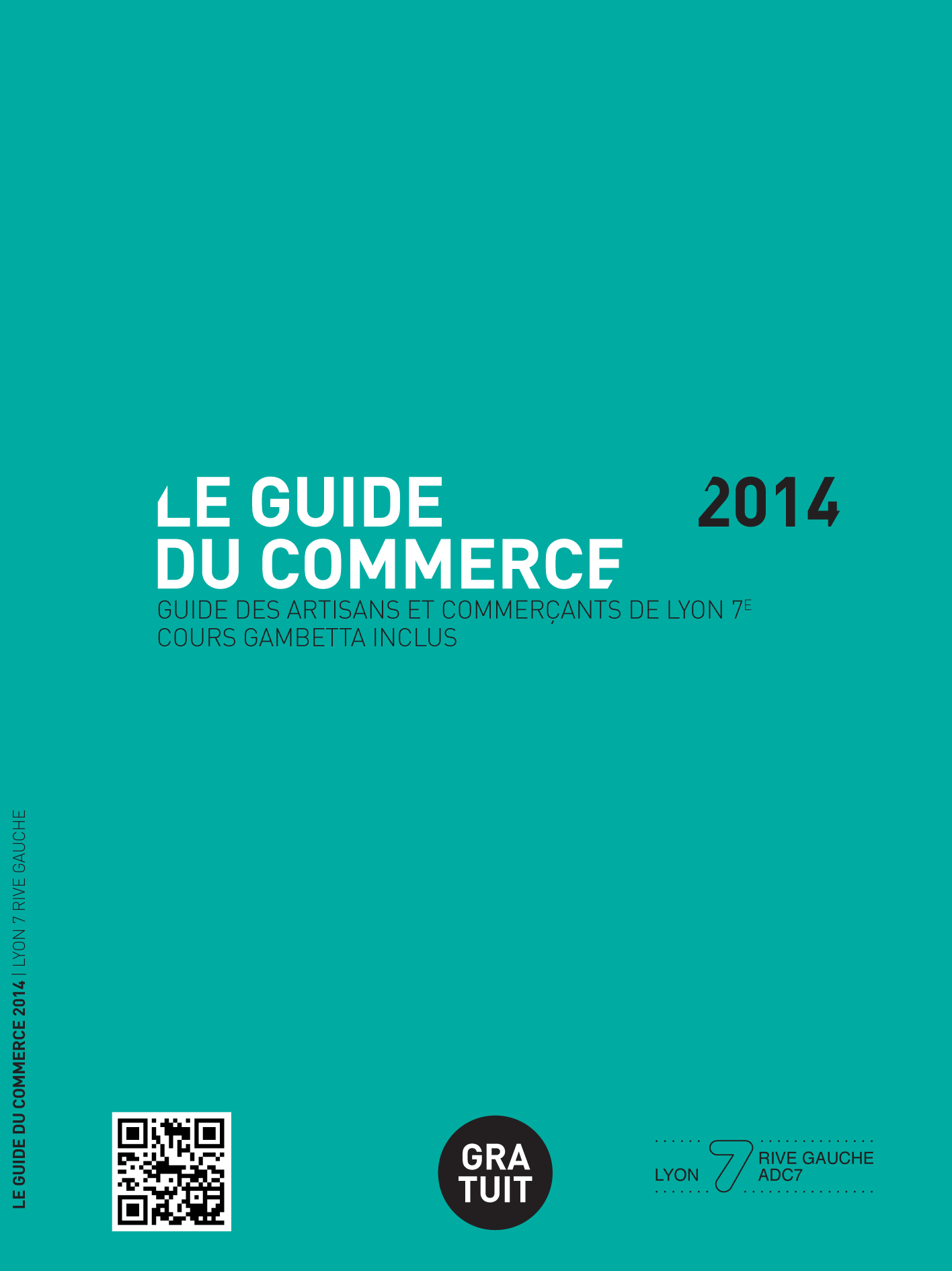 Guide du Commerce Lyon 7